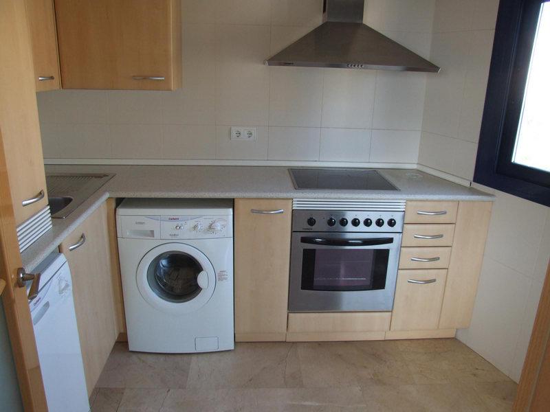Appartamenti formentera affitto appartamenti mar de pujols - Lavatrice in cucina ...